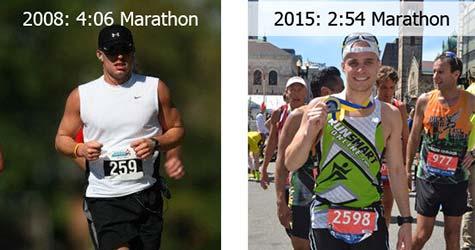 How I Chopped Over One Hour Off My Marathon