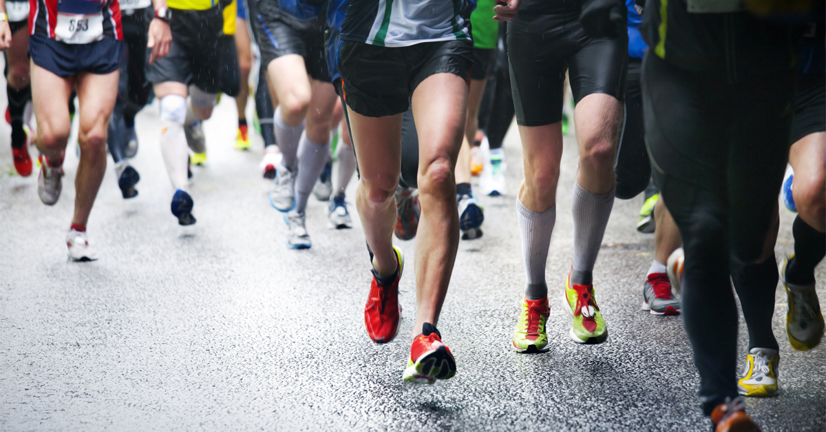 How Tight Hamstrings Slow Down Runners