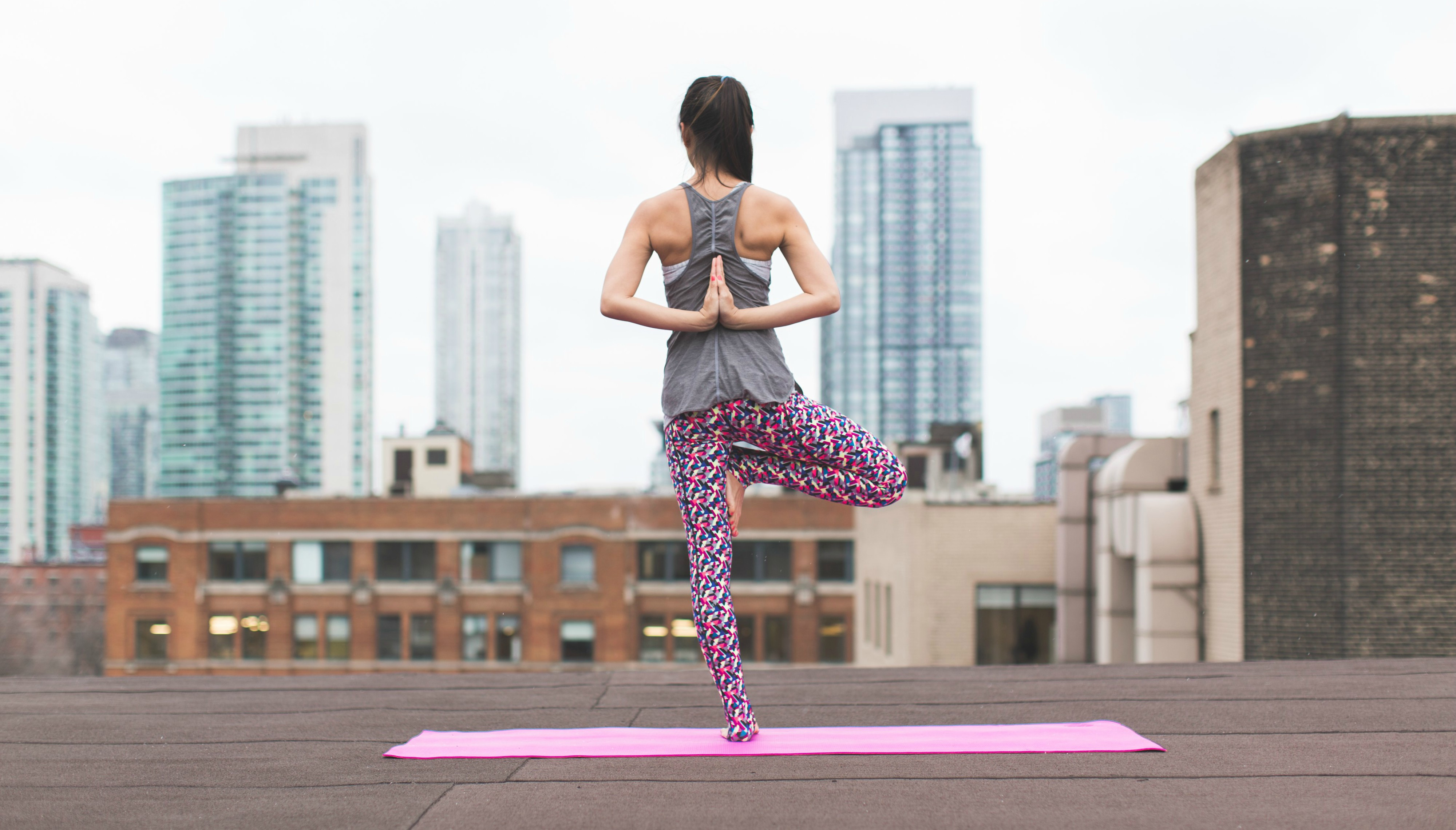 Image of Improve your running yoga