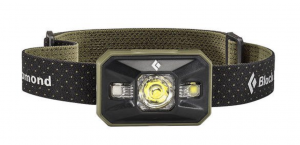 Image of Female Runner Black Diamond Headlamp