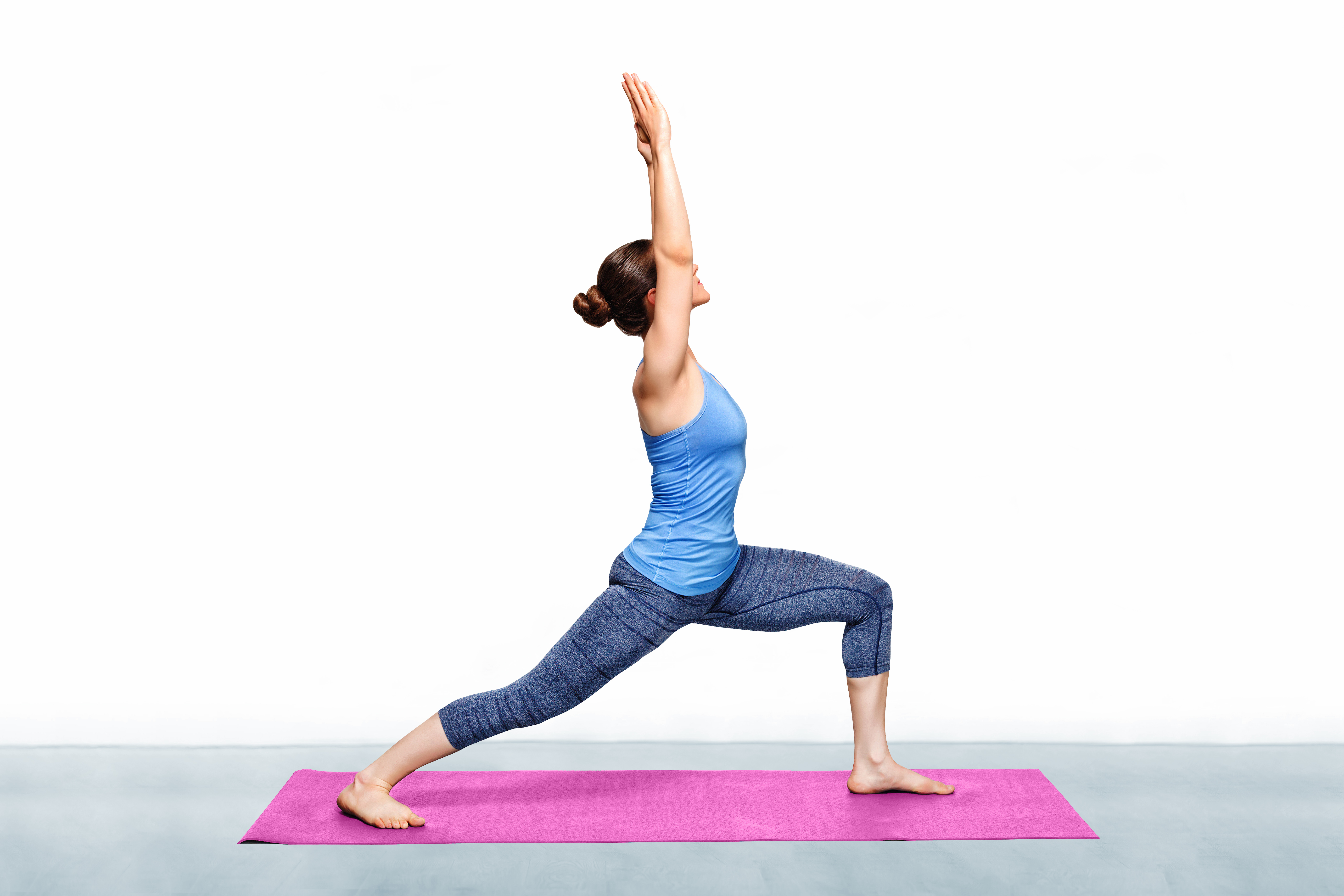 Image of Warrior Yoga RunSmartOnline