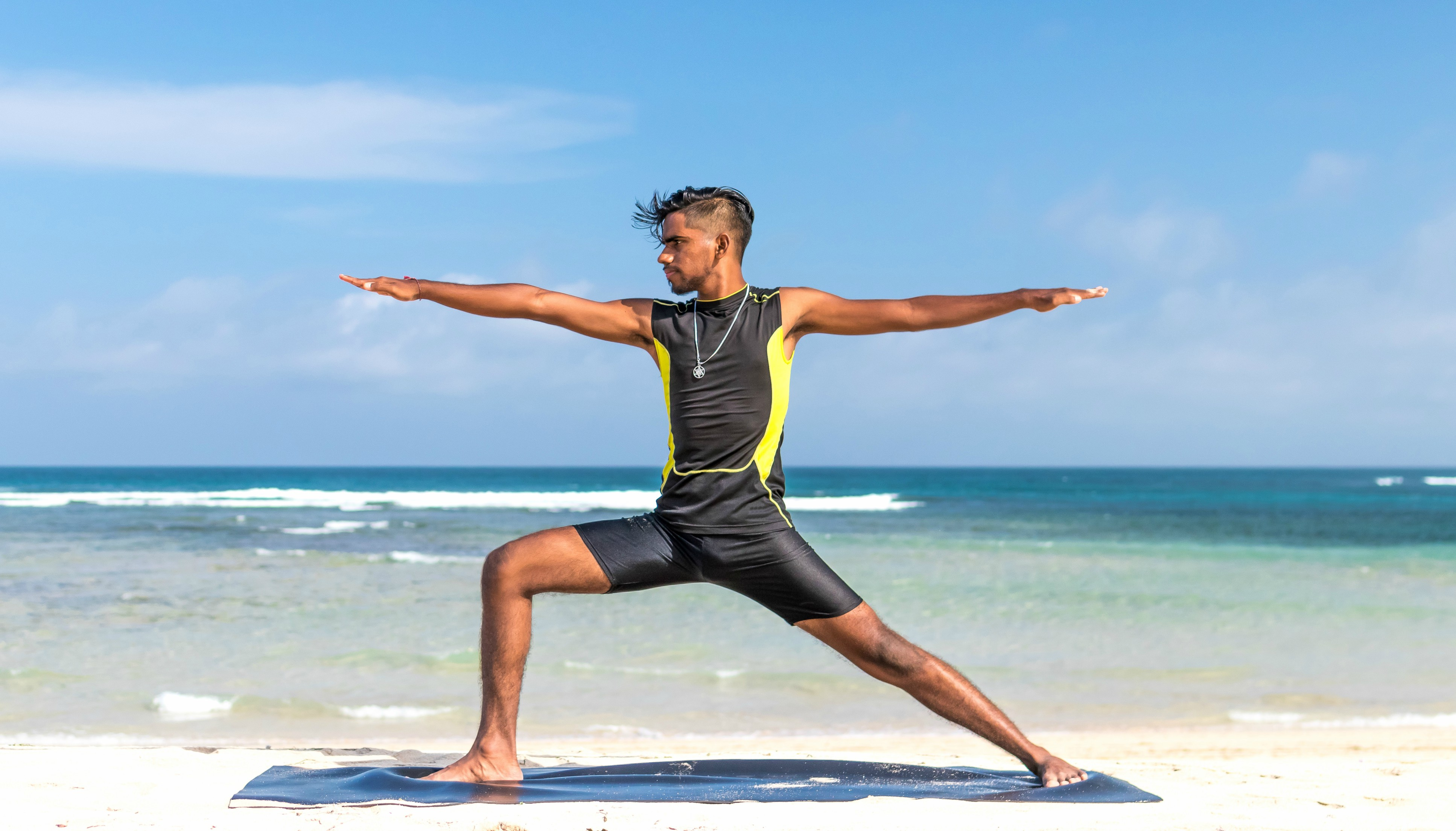 Image of Yoga strengthen muscles runsmart online
