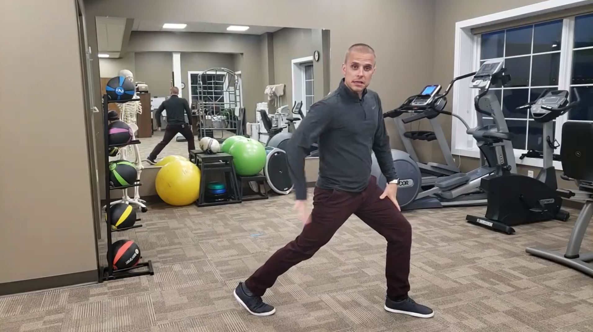 Lunges for Runners (Stronger Glutes Await!)