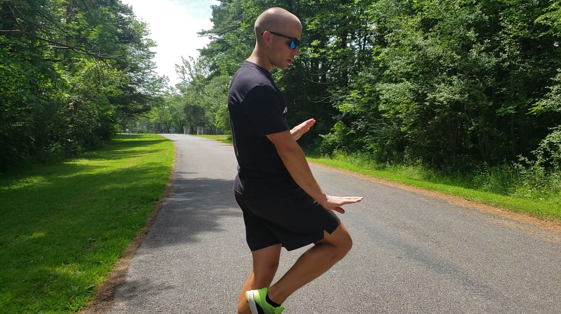 Running Faster without Training Harder