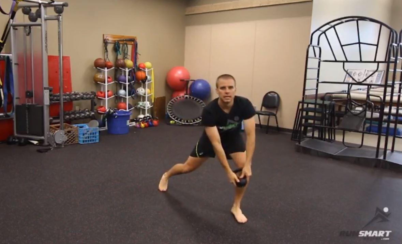 Kettlebell Exercises for Runners