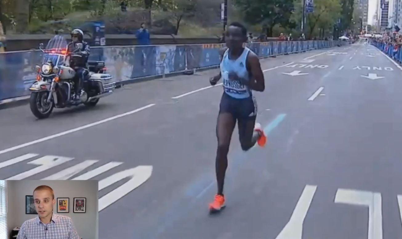 NYC Elite Run Form