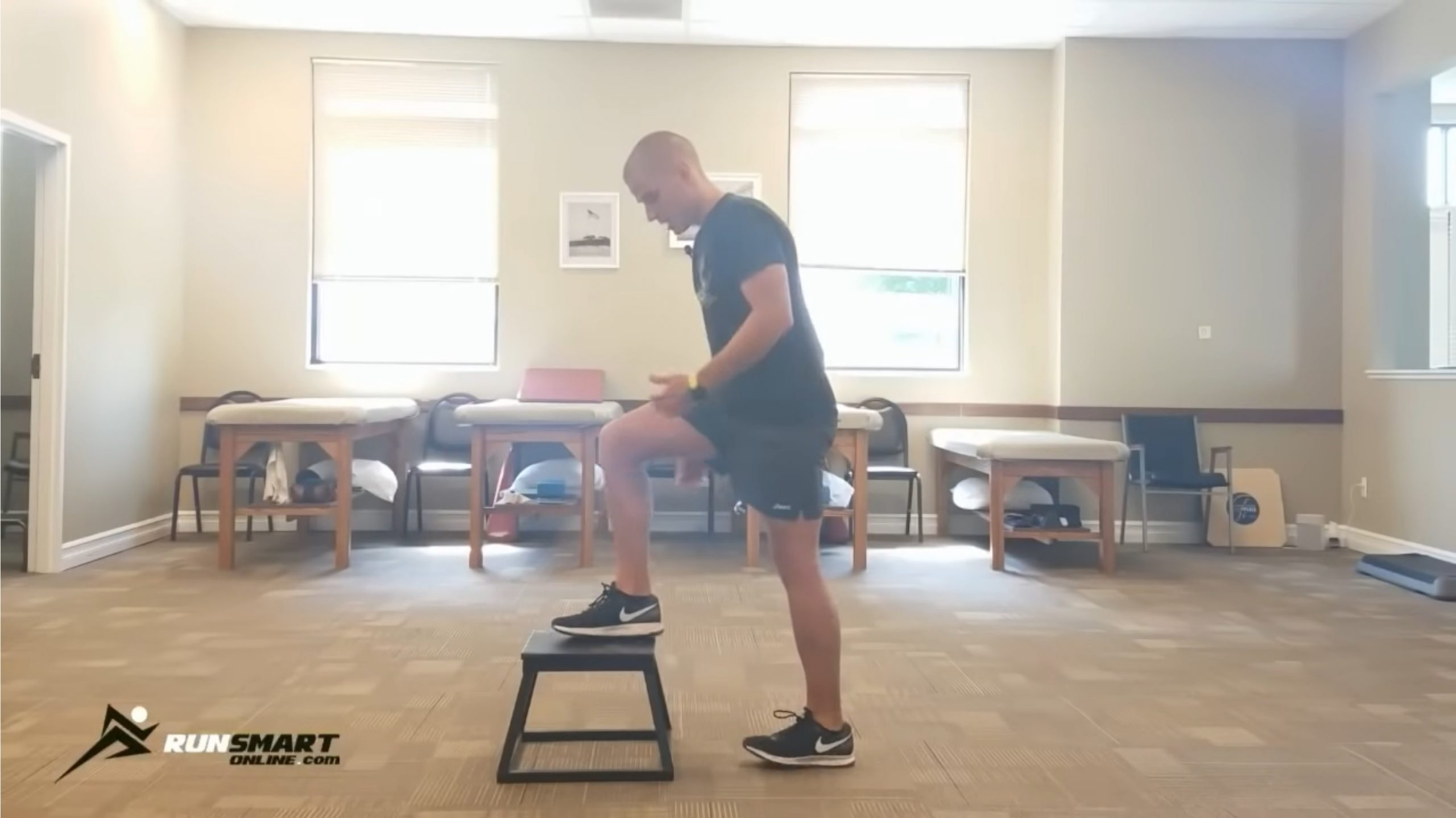 Balance & Strength Test for Runners