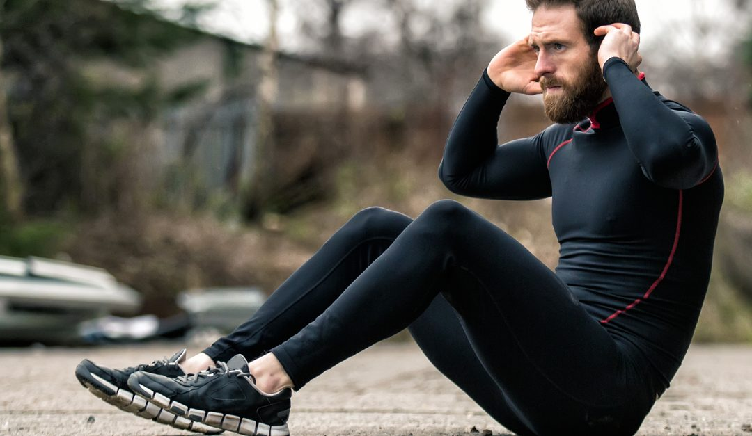 Runners, Why Sit-Ups Won't Cut It