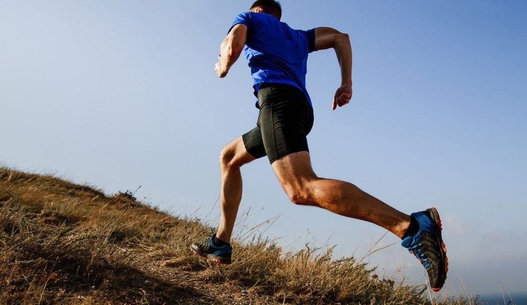 Improve Your Run Form on Hills